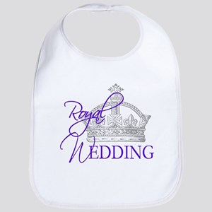 Royal Wedding London England Bib